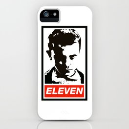 Eleven - Obey iPhone Case