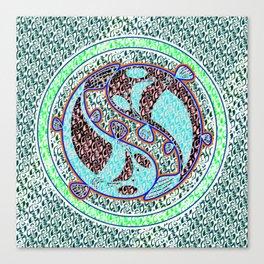 unKamon Zen Canvas Print
