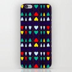 Heart Hugs iPhone & iPod Skin