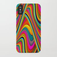 acid iPhone & iPod Cases featuring Acid by Danny Ivan