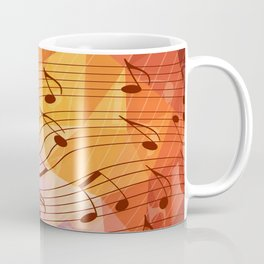 Music notes III Coffee Mug