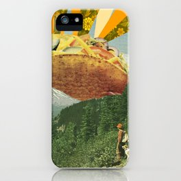 Rising Hunger iPhone Case