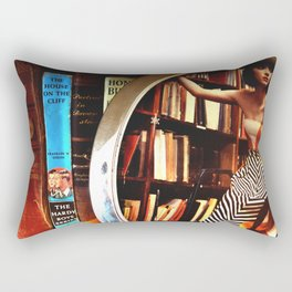 Business and Law Rectangular Pillow