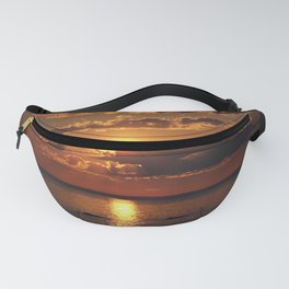 Beauty over the Sea Fanny Pack
