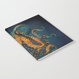 Underwater Dream IV Notebook