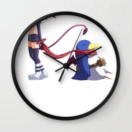 Etna Wall Clock