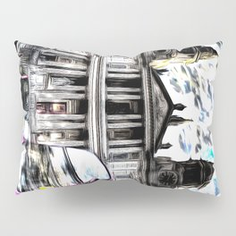 London Classic Art Pillow Sham