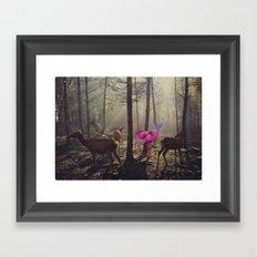 The spirit II Framed Art Print