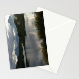Day is Done  Stationery Cards