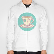 Flamingo tea Hoody