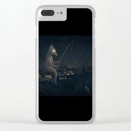 Pescador Clear iPhone Case