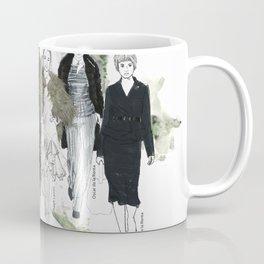 NYFW Illustration Coffee Mug