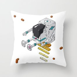 Astrocosmo Throw Pillow