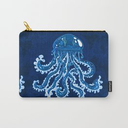 Misterious jellyfish Carry-All Pouch