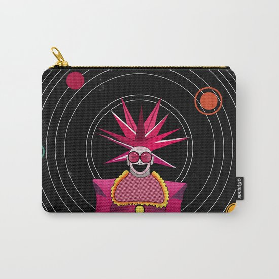 space vector Carry-All Pouch
