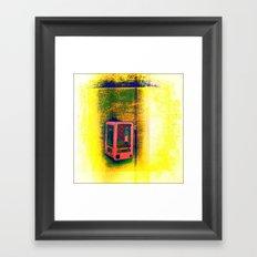 BOITENOIRE Framed Art Print