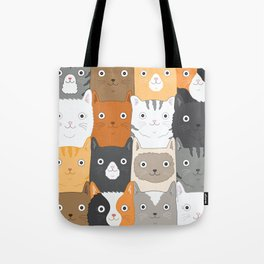 Herded Cats Tote Bag