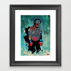 lifeseeker Framed Art Print