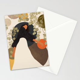 Living in Movement Stationery Cards