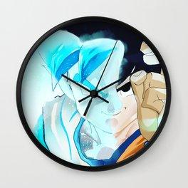 the man who broke his limits Wall Clock