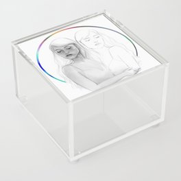 Emotional Calibration Acrylic Box