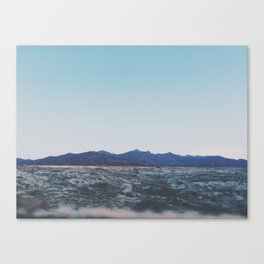 blrrd heights Canvas Print