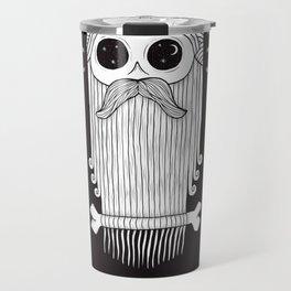 Dead Eye Derek (Black) Travel Mug