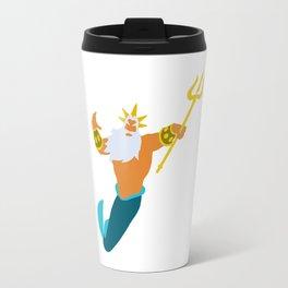 King Triton Travel Mug