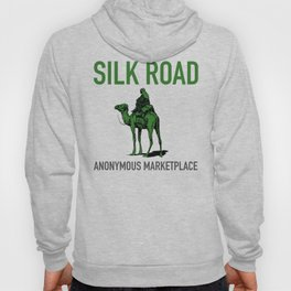 The Silk Road Marketplace  Hoody