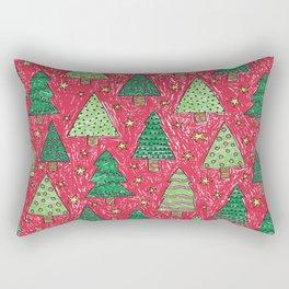 Christmas 04 Rectangular Pillow