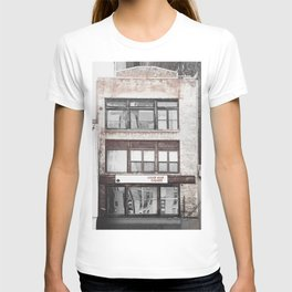 Hand mad cigars on Sixth Avenue T-shirt