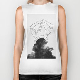 Its better to disappear. Biker Tank