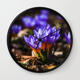 Nature : Wildlife Wall Clock