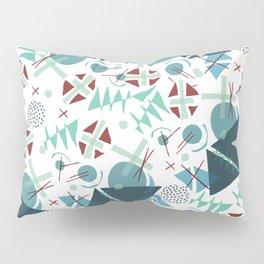 Flying Kites Pillow Sham