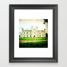 Leeds Castle Framed Art Print