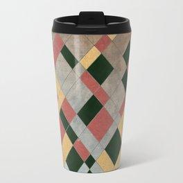 Tiling Mosaic Travel Mug
