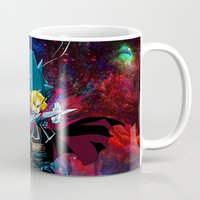 fullmetal alchemist Mugs featuring Two Alchemist by BradixArt