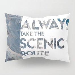 Scenic Route Pillow Sham