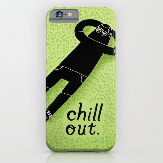 Chill Out iPhone & iPod Case