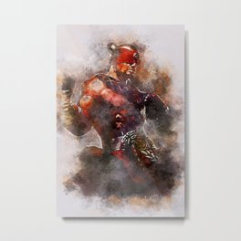 League of Legends LEE SIN Metal Print