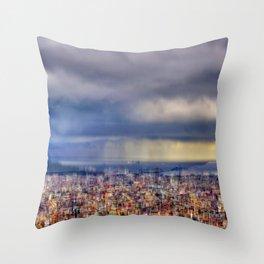 BAR#7957 Throw Pillow