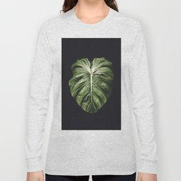 Monstera Deliciosa Long Sleeve T-shirt