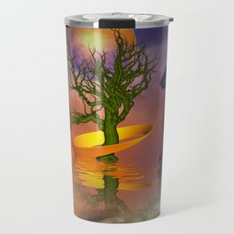 Mobius strip and other things Travel Mug
