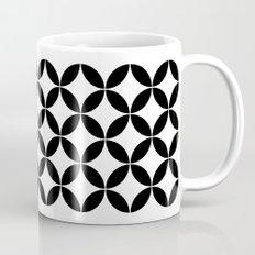 Geometric pattern (circles) Mug