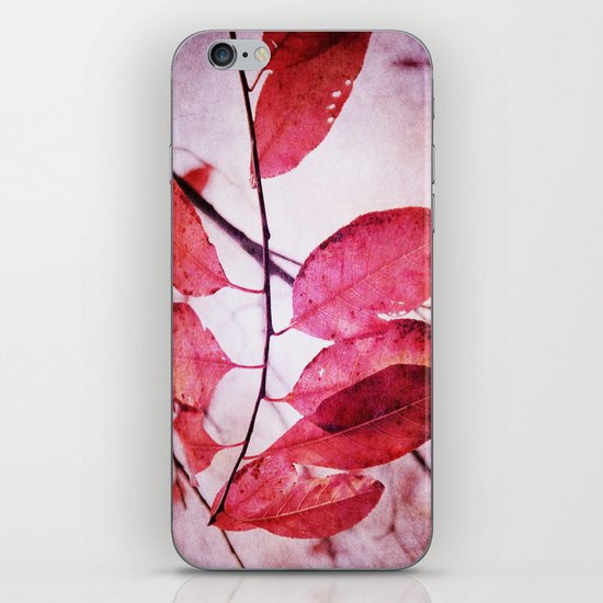 Winter's Breath is coming iPhone & iPod Skin