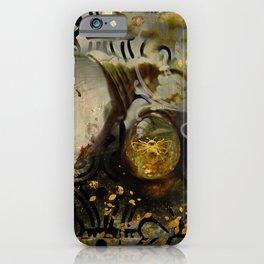 Rutilated Honey iPhone Case