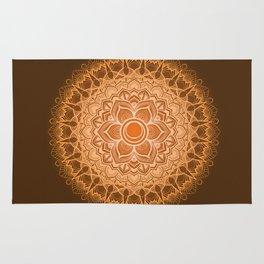 Svadhisthana chakra Rug