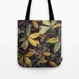 Inspired Foliage Tote Bag