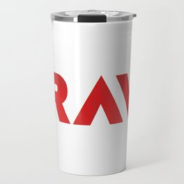 Crave The Type Travel Mug