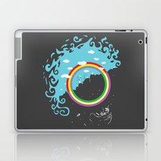 somewhere under the rainbow Laptop & iPad Skin